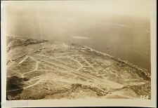 Photo New Britain New Guinea Cape Gloucester airdrome from the air