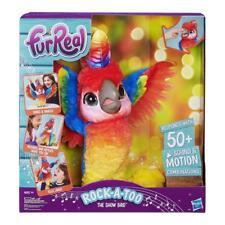 Hasbro FurReal Friends Rock-a-too Show Bird Fur Real Rock a Too Parrot to
