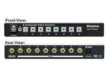 Shinybow SB-5440 8x1 Composite Video Switcher