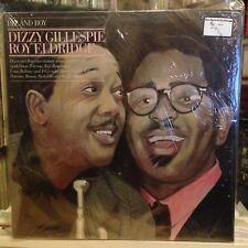 [SOUL/JAZZ]~NM 2 DOUBLE LP~DIZZY GILLESPIE~ROY ELDRIDGE~Diz And Roy~[1977~VERVE]