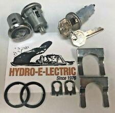 NEW 1968 Buick Skylark, Special & GS Ignition & Door Lock Set- Original GM Keys