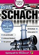 Profi Schach V3 von Purple Hills   Game   Zustand akzeptabel