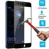 3D Full Cover Tempered Glass Screen Protector For Huawei P10 / P10 Plus Lite