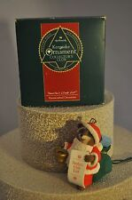 Hallmark - Santa's Club List - Keepsake Collector Club Member Only Ornament