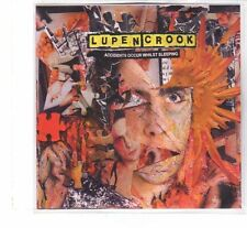 (FT277) Lupen Crook, Accidents Occur Whilst Sleeping - 2006 DJ CD