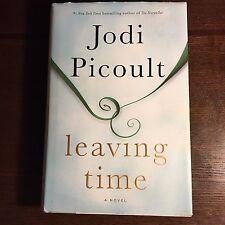Jodi Picoult LEAVING TIME hardcover novel FIRST Edition 1st/1st hc dj bestseller
