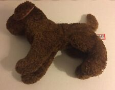 "Douglas Brown Dog Plush 7"""