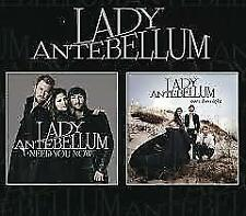 Lady Antebellum - Need You Now / Own The Night Boxed Set NEW 2 x CD