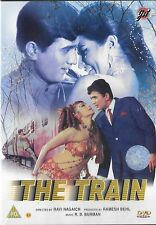 THE TRAIN - RAJESH KHANNA - NANDA - HELEN - NEW BOLLYWOOD DVD