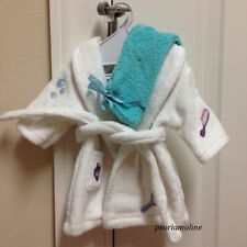 AMERICAN GIRL TODAY ~ 2002 Terry SPA ROBE & TOWEL, Spa, White