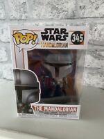 Star Wars: The Mandalorian- Funko Pop! #345