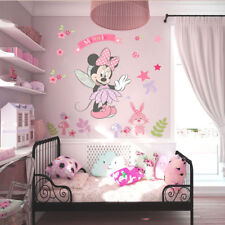 Cartoon Sticker Mickey Mouse Minnie Mouse Wall Home Sticker Decal for Kids Room