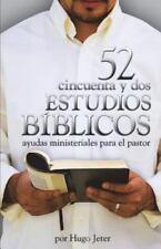 52 Estudios Biblios (Paperback or Softback)