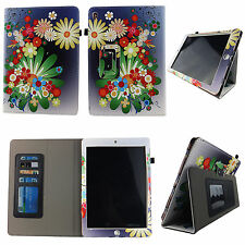 MULTI FLOWER CASE IPAD PRO 9.7 SLIM FIT POCKET STANDING TABLET COVER