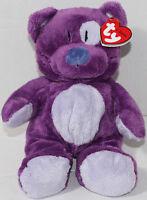2005 Ty CLASSIC ROLLER PURPLE CAT BEANIE Stuffed Plush SOFT TOY Cute NEW NWT
