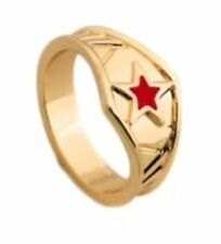 DC Comics WONDER WOMAN Stainless Steel BAND RING Assorted Sizes