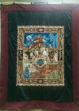 """Horse Spirit""Native American Style Medicine Robe, Meditation Blanket, Prayer"