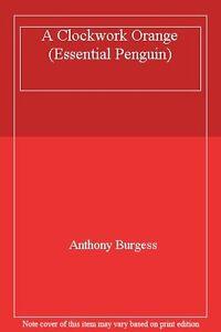 A Clockwork Orange (Essential Penguin),Anthony Burgess