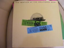 LP THE BEATLES-AT THE HOLLYWOOD BOWL-PARLOPHONE-