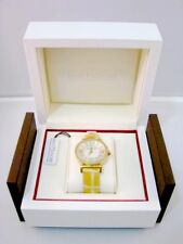 Saint Honore opera señora reloj pulsera de oro rivales PVD madreperla ungetragen