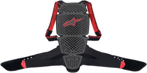 Nucleon KR-Cell Back Protector Alpinestars M Black/Red6504018-13-M