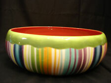 Muy Caliente by Noble Excellence LARGE SALAD SERVING BOWL 13""