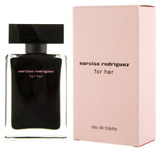 Narciso Rodriguez For Her 1.7oz/50ml Edt Spray For Women New In Box
