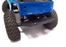 Rear bumper for  Axial SCX10 Jeep Wrangler G6 Falken crawler accessories