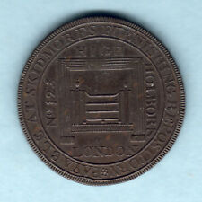 New listing Great Britain - Middlesex London. 1795 Halfpenny Token. Skidmore. Ef
