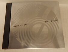 The Rolling Stones Steel Wheels Limited Edition Steel Case CD