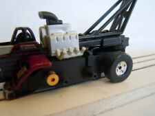 Used ~ Fast Wizzard Slot Car Chassis ~ Auto World Top Fuel Dragster ~ ALANABI