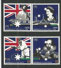AUSTRALIA 1988 BI-CENT OF AUSTRALIAN SETTLEMENT SG,1145-1148 U/MM NH LOT 1446A