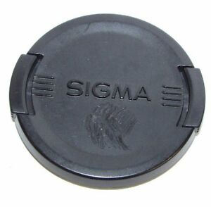 Original Sigma 55mm Lens Front Cap Made in Japan B00751