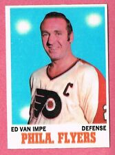 1970-71 70-71 O-PEE-CHEE OPC #80 Ed Van Impe SET BREAK