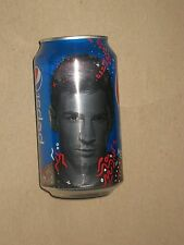 PEPSI World Cup 2014 Brazil Image of Lionel Messi, PUERTO RICO EMPTY CAN