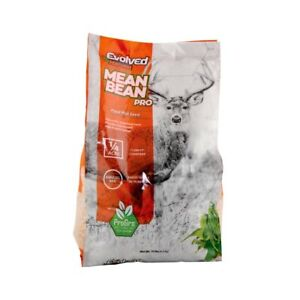 Evolved Harvest EVO81002 Mean Bean Pro Food Plot Seed, 10 lb