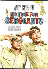 Andy Griffith NO TIME FOR SERGEANTS New but UNSEALED  Region 1