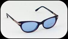 Benetton Kinder Sonnenbrille Sunglasses BEN 305 550  Blau Kupfer Schwarz NEU