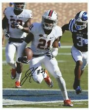Juan Thornhill Signed/Autographed Virginia Cavaliers 8x10 Photo w/Coa