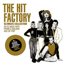 The Hit Factory Ultimate Collection Various Artists Audio CD
