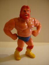 WWF WWE HASBRO SIMBA WENTOYS WRESTLING FIGURE JIM HACKSAW DUGGAN USED