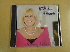CD / WILLEKE ALBERTI - ALLE MENSEN WILLEN LIEFDE
