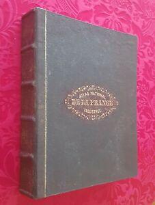 Atlas géographique Levasseur 1849