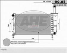 Radiatore motore Fiat Punto (188) 1.2 8/16v 09/99>03/12 (580x320x18)