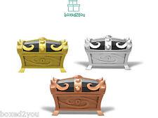 Skylanders Imaginators  3 x Mystery Chest - Gold, Silver & Bronze - New