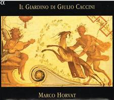 Il Giardino Di Giulio Caccini / Marco Horvat, Olga Pitarch - CD