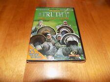 Primos THE TRUTH 17 Spring Turkey Hunting Hunt Hunter Calling Mossy Oak DVD NEW
