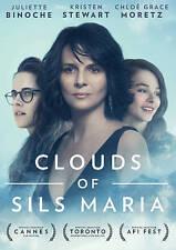 Clouds of Sils Maria (DVD-2015 ) Juliette Binoche Kristen Stewart FREE SHIPPING