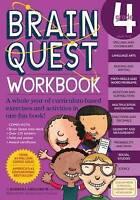 NEW Brain Quest Workbook: Grade 4 by Barbara Gregorich