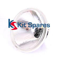 "Head Light Lens 7"" (Left Hand Drive) - Kit Car, Classic Car - LIG0007"